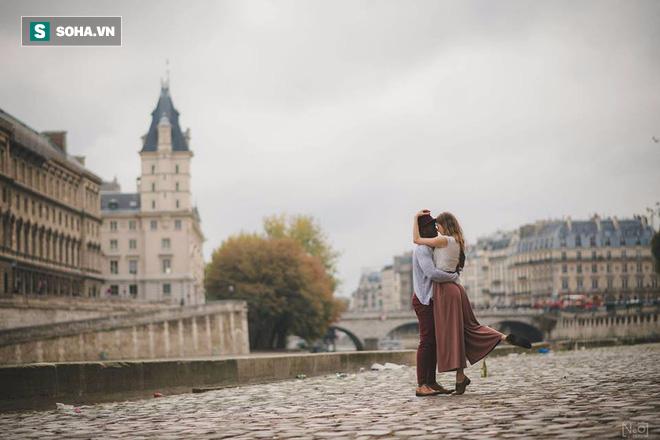 Paris đẹp tuyệt vời qua bộ ảnh như những thước phim của đôi nhiếp ảnh gia Việt Nam - Ảnh 10.