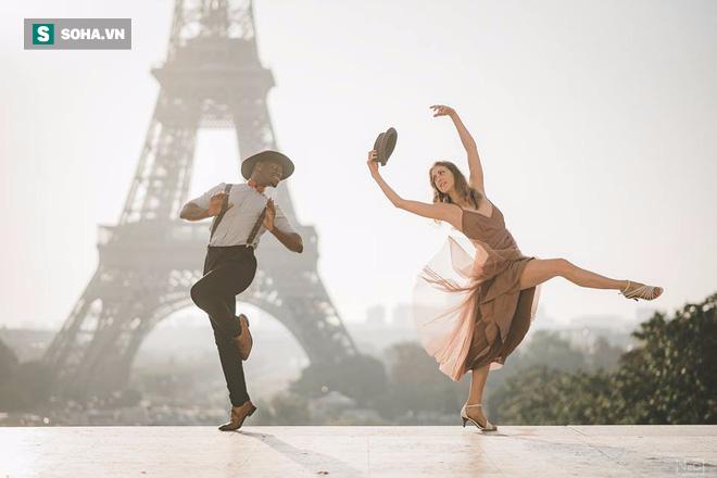 Paris đẹp tuyệt vời qua bộ ảnh như những thước phim của đôi nhiếp ảnh gia Việt Nam - Ảnh 11.
