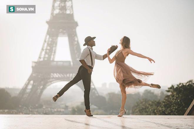 Paris đẹp tuyệt vời qua bộ ảnh như những thước phim của đôi nhiếp ảnh gia Việt Nam - Ảnh 13.
