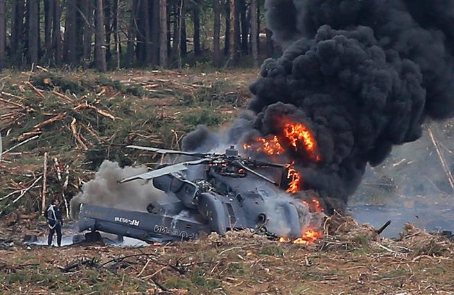Ẩn số vụ Su-24 Nga rơi ở Syria: Tại sao phi công không kịp nhảy ra ngoài? - Ảnh 7.