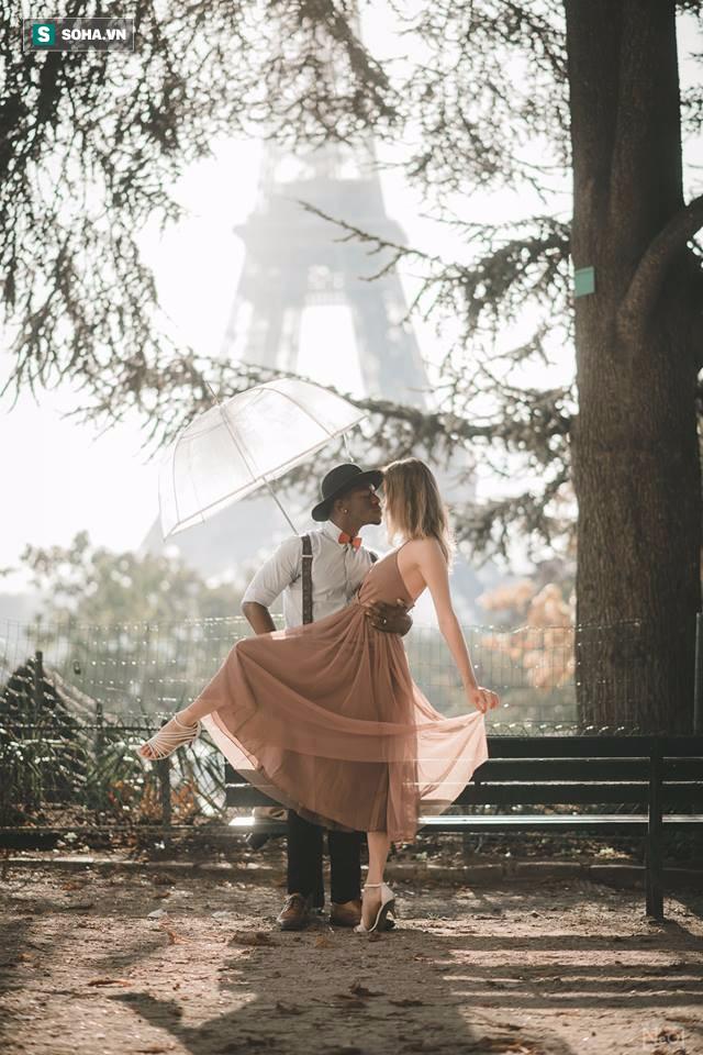 Paris đẹp tuyệt vời qua bộ ảnh như những thước phim của đôi nhiếp ảnh gia Việt Nam - Ảnh 15.