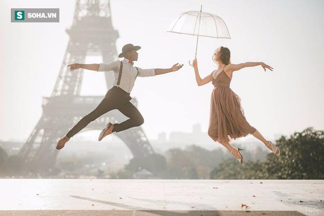 Paris đẹp tuyệt vời qua bộ ảnh như những thước phim của đôi nhiếp ảnh gia Việt Nam - Ảnh 16.