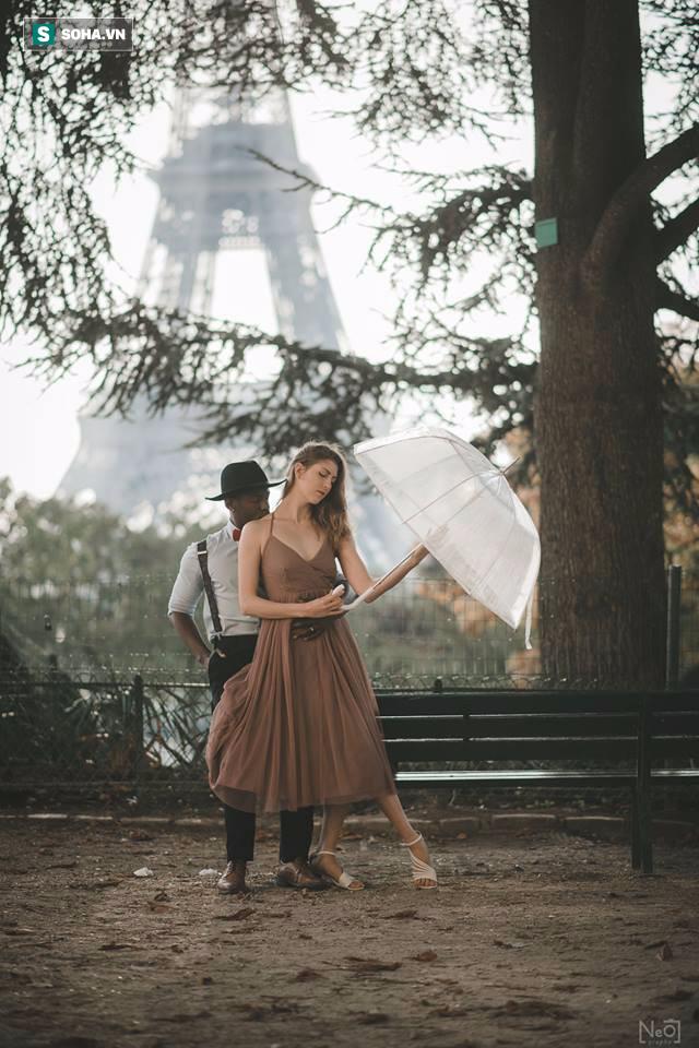 Paris đẹp tuyệt vời qua bộ ảnh như những thước phim của đôi nhiếp ảnh gia Việt Nam - Ảnh 20.
