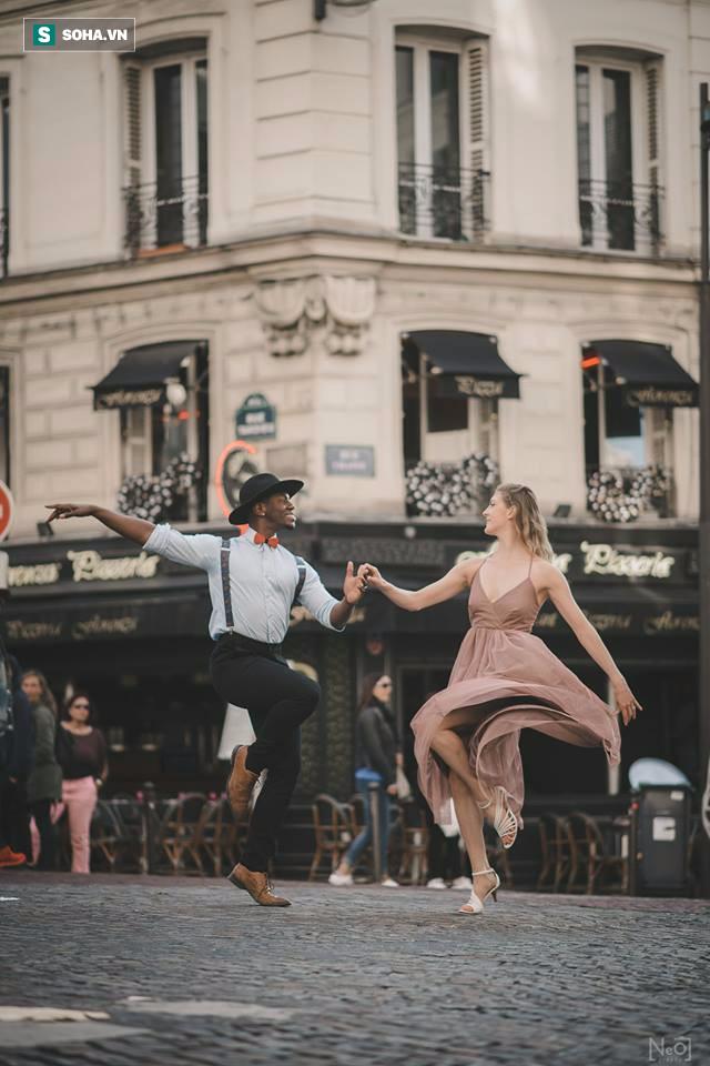 Paris đẹp tuyệt vời qua bộ ảnh như những thước phim của đôi nhiếp ảnh gia Việt Nam - Ảnh 3.