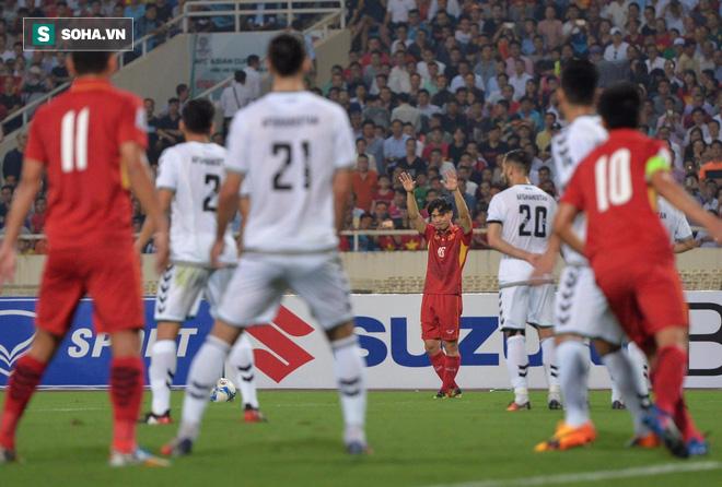 Việt Nam 0-0 Afghanistan: Đoàn quân áo đỏ chính thức giành vé dự sân chơi châu lục - Ảnh 4.