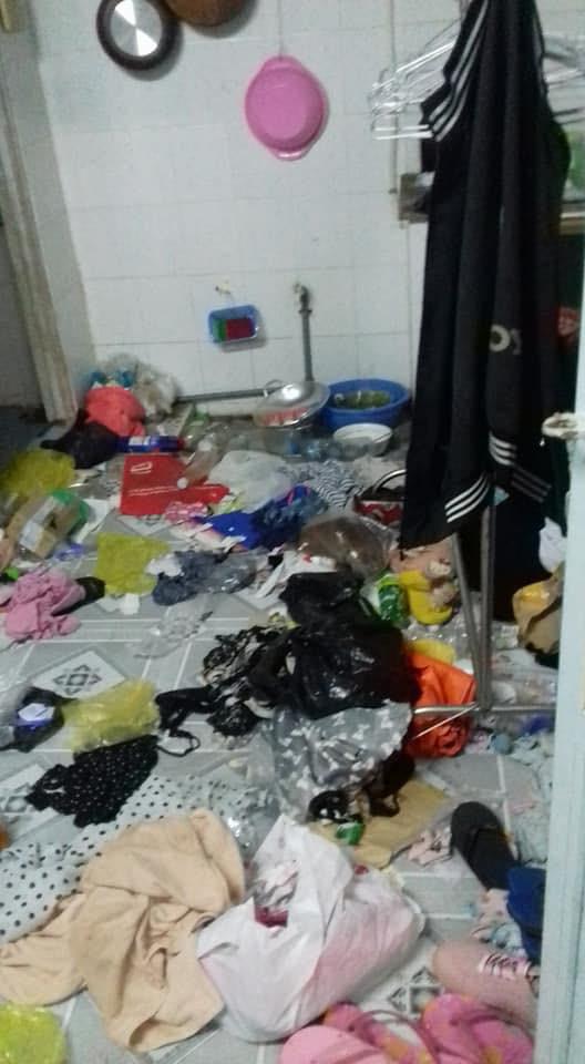 Thuê ở 5 tháng rồi bỏ trốn, cô gái để lại nguyên một bãi rác dành tặng chú nhà trọ - ảnh 1