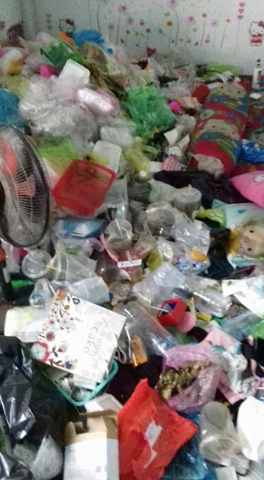Thuê ở 5 tháng rồi bỏ trốn, cô gái để lại nguyên một bãi rác dành tặng chú nhà trọ - ảnh 3
