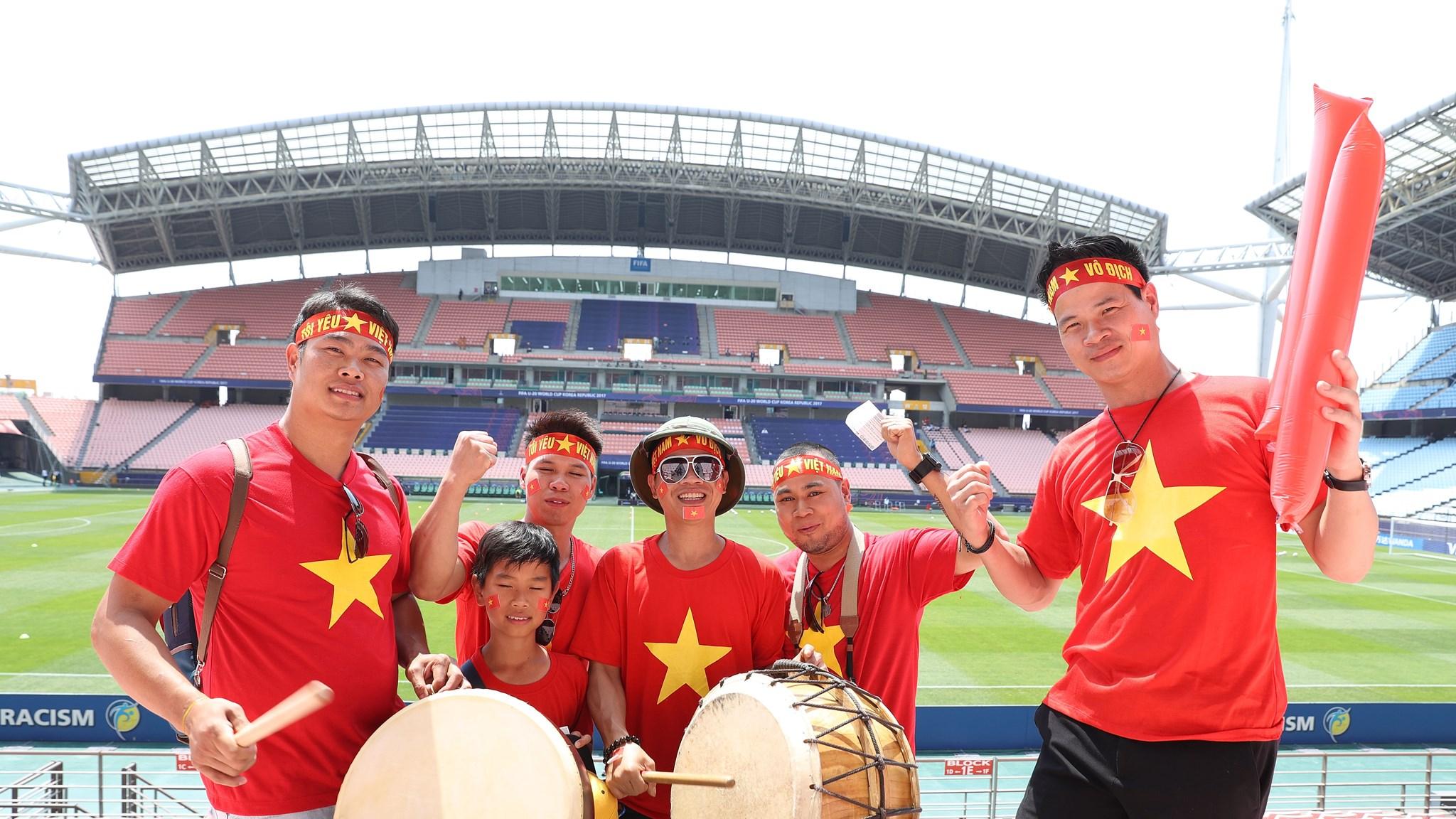 U20 Việt Nam Rời World Cup: Một Miếng Giữa Làng Liệu Có To Hơn Một