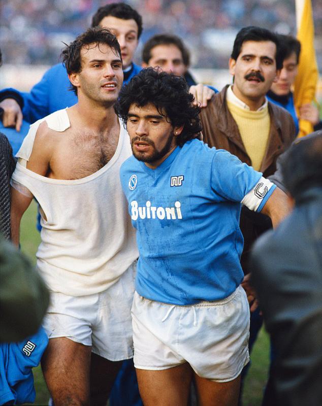 Ở nơi ấy, Maradona là siêu sao, là thánh sống, là Chúa trời - Ảnh 14.