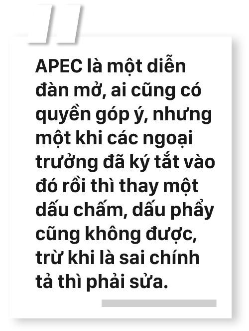 Hậu trường thú vị APEC: Khi Tổng thống Mỹ khiến an ninh ta và mật vụ Mỹ đều bất ngờ 5