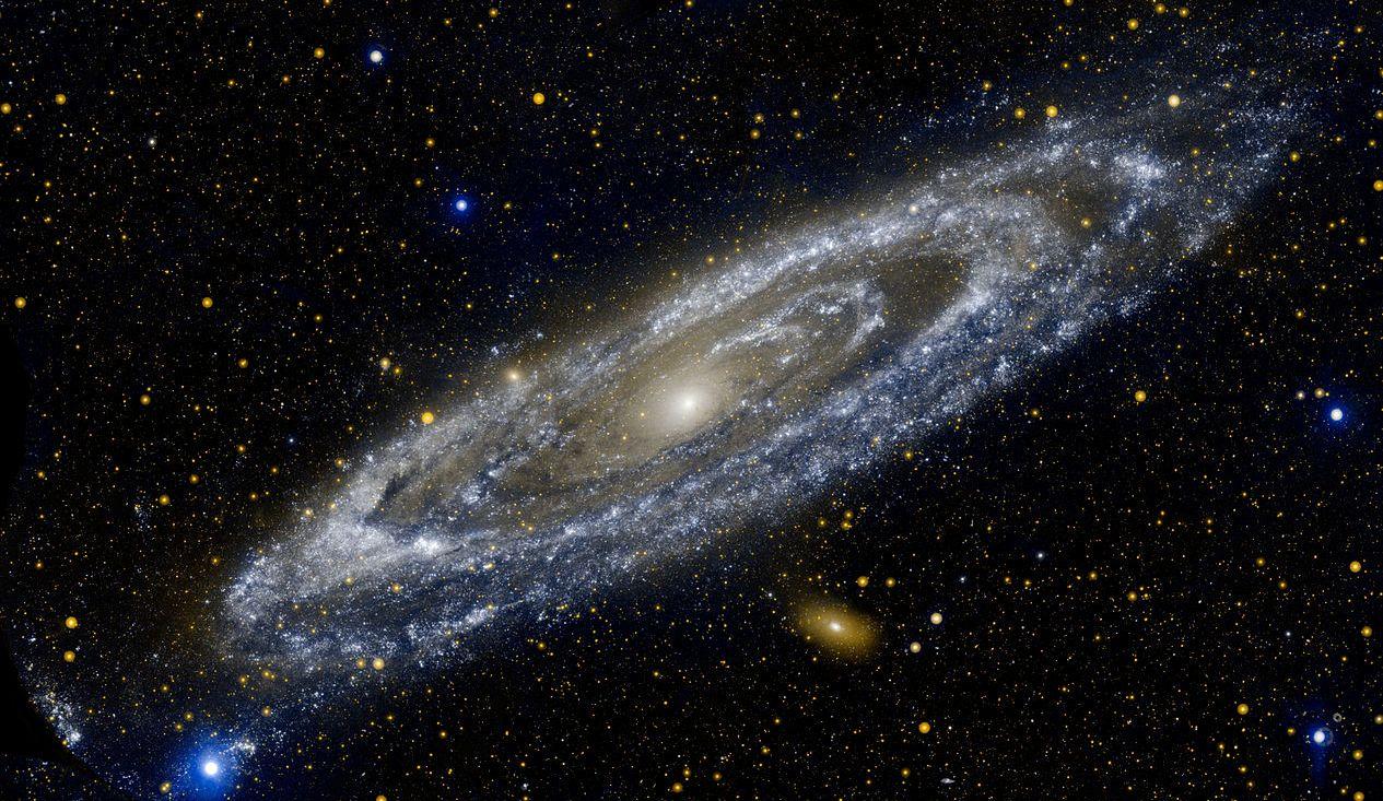 Giải mã bí ẩn: Có hàng tỷ ngôi sao trong vũ trụ mà bầu trời