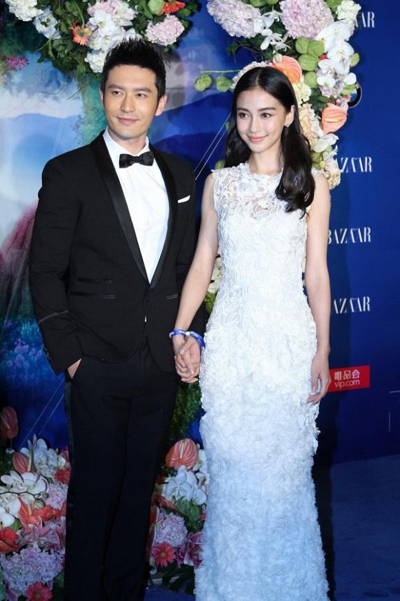 Angelababy và Huỳnh Hiểu Minh hạnh phúc đón con trai đầu lòng vừa mới chào đời - Ảnh 4.