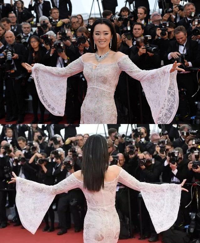 Sao Hoa Ngữ tại Cannes: Có thể đến nhưng không phải ai cũng được chú ý - ảnh 3
