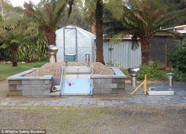 """Kết quả hình ảnh cho Người dân Úc đua nhau chi đậm hàng tỉ đồng để xây """"hầm tận thế"""""""