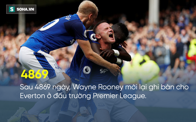Rời Man United trong tủi hổ, Rooney có ngày trở về oanh liệt ở Goodison Park - Ảnh 1.