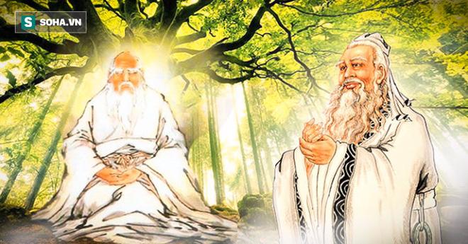 Thăm Lão Tử về 3 ngày không nói, cuối cùng Khổng Tử mới thốt lên 1 câu, ngàn năm vẫn đúng! - Ảnh 3.
