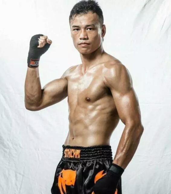 """""""Quả đấm thép"""" của Trung Quốc sẽ tỉ thí với võ sĩ Thái Lan, trả thù cho Yi Long - Ảnh 3."""
