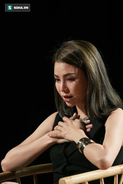 Hoa hậu Dương Thùy Linh: Người thứ 3 không xứng đáng để hạnh phúc! 5