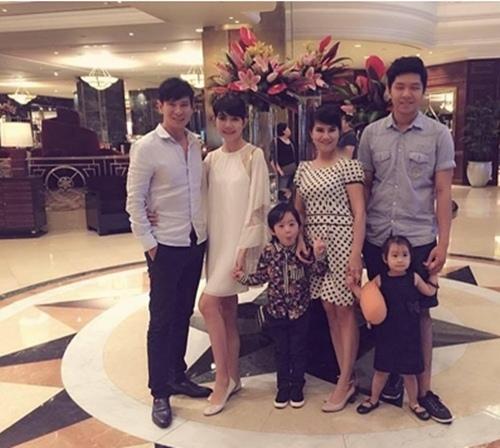 Mẹ vợ của Lý Hải trẻ đẹp khiến nhiều người lầm tưởng là chị gái Minh Hà - Ảnh 3
