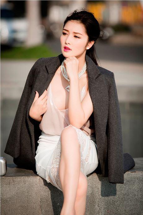 Cuộc sống của Hoa hậu Việt đầu tiên trả lại vương miện - Ảnh 8.