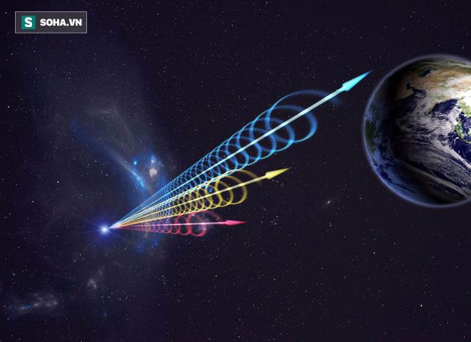 Đã dò được nguồn gốc của tín hiệu vũ trụ bí ẩn, cách Trái Đất 3 tỷ năm ánh sáng - Ảnh 1.