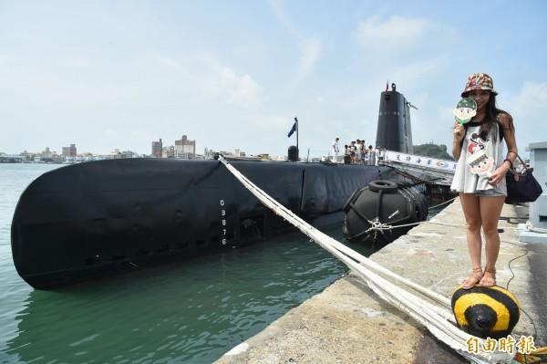 Nâng cấp tàu ngầm già nhất thế giới - ảnh 2