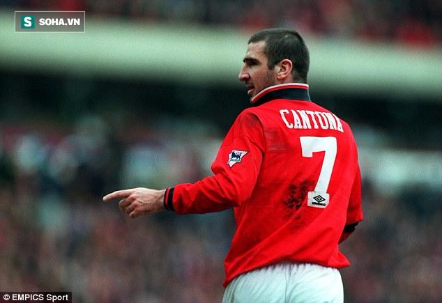 Huyền thoại Arsenal: Xin lỗi Cantona, Old Trafford giờ đã có một vị vua mới! - Ảnh 2.