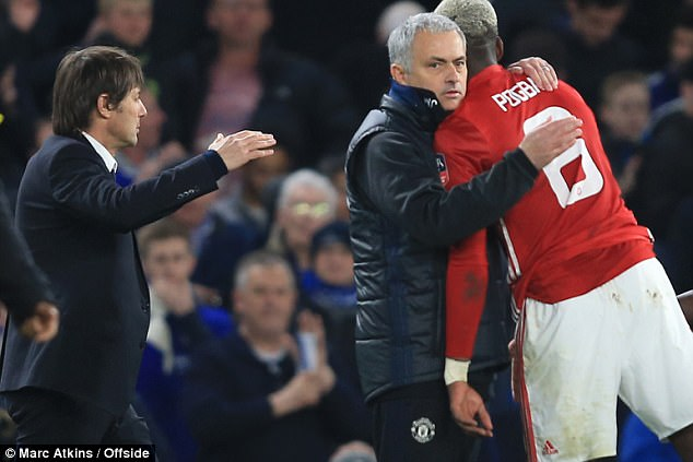 Man United thua đau, nhưng Mourinho đã chiến thắng - Ảnh 1.