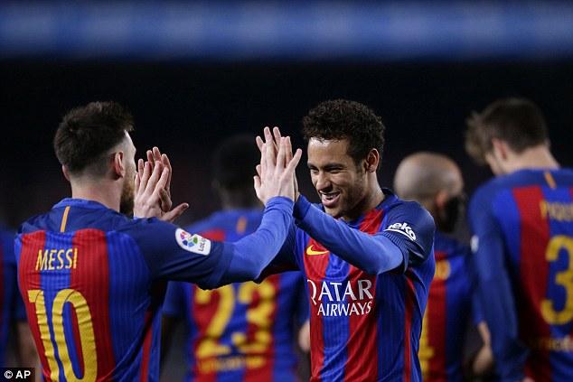 Mê đắm Tứ đại gia Premier League, Neymar muốn đến xứ sương mù - Ảnh 1.
