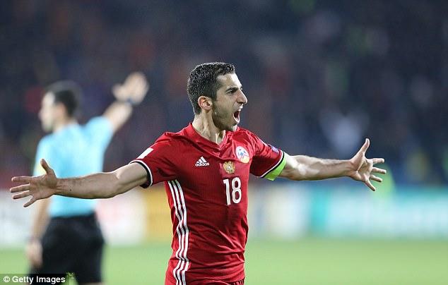 ĐT Đức bắt nạt đối thủ yếu; Mkhitaryan giữ gìn giấc mơ cho Armenia - Ảnh 5.