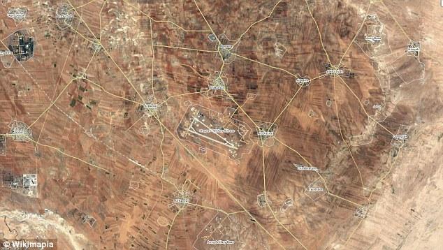 [CẬP NHẬT] Mỹ lần đầu tấn công Syria: Căn cứ không quân al-Shayrat gần như bị phá hủy hoàn toàn - Ảnh 1.
