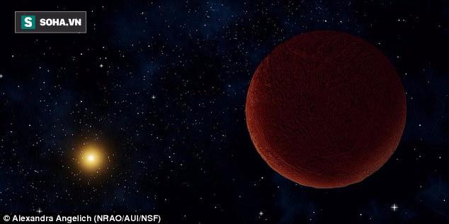 Phát hiện gã du mục DeeDee: Hành tinh thứ 9 trong Hệ Mặt trời? - Ảnh 1.
