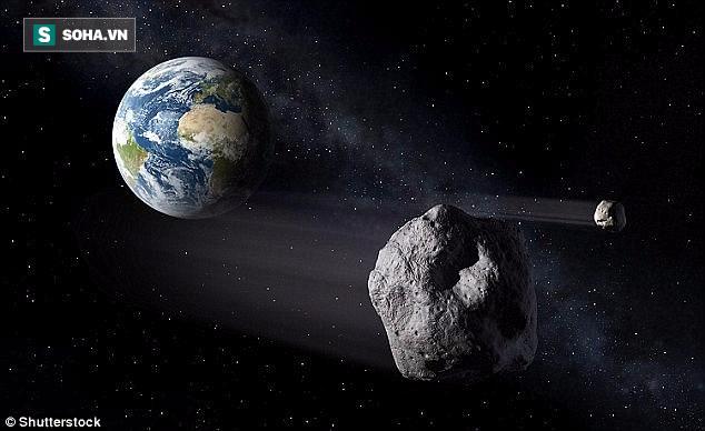 NASA: Xuất hiện thiên thạch khổng lồ đường kính 1.600m bay ngang Trái Đất ngày mai 20/4 - Ảnh 1.