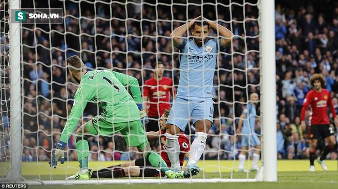 """""""Sống sót"""" sau derby Manchester, Quỷ đỏ thở phào nhẹ nhõm - Ảnh 2"""