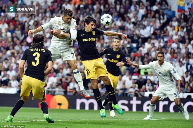 Không cần đá lượt về nữa, bởi Ronaldo đã đặt chỗ cho Real Madrid ở chung kết - Ảnh 1