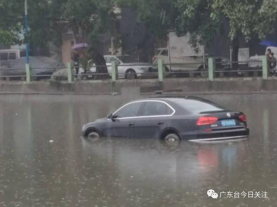 Lý giải sau hiện tượng chiếc ô tô xuất hiện, đỗ chắc chắn trên mặt nước giữa hồ nuôi cá - Ảnh 1.