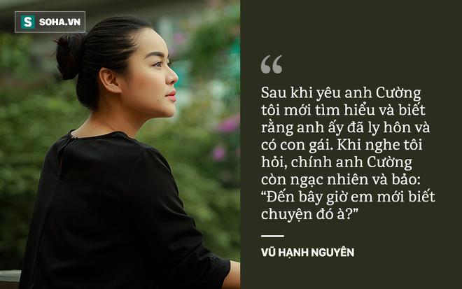 Vũ Hạnh Nguyên: Sau 2 năm im lặng, lần đầu nói về gia thế, công khai yêu nhạc sĩ Nguyễn Đức Cường - Ảnh 4.