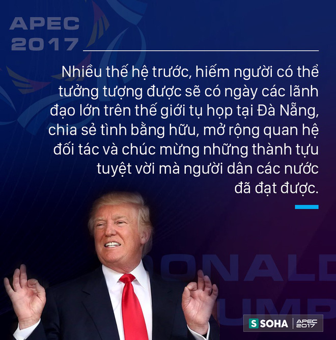 Tổng thống Mỹ Donald Trump: Việt Nam đã hiểu giá trị của nền độc lập từ 2.000 năm trước - Ảnh 7.