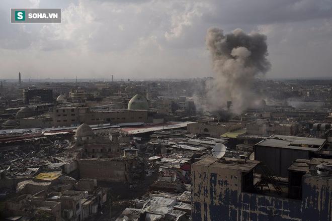 Vì sao liên quân giải phóng Mosul đánh 8 tháng chưa thắng IS dù đông hơn 10 lần? - ảnh 1