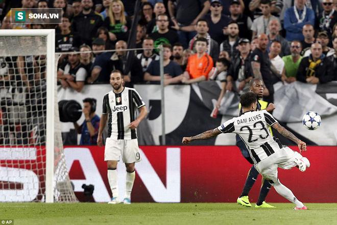 Dạy nốt cho Monaco bài học, Juventus đàng hoàng đặt chân vào chung kết Champions League - Ảnh 2