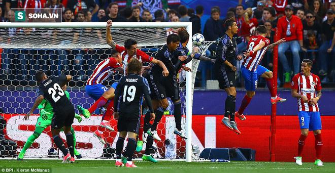 Vicente Calderon gầm vang trong ngày Real Madrid toát mồ hôi lạnh - Ảnh 1