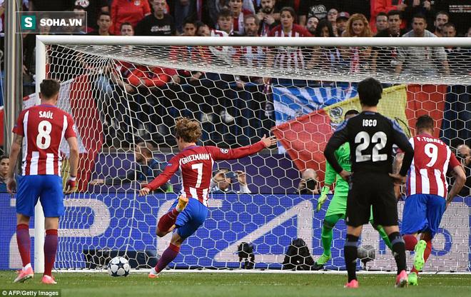 Vicente Calderon gầm vang trong ngày Real Madrid toát mồ hôi lạnh - Ảnh 2