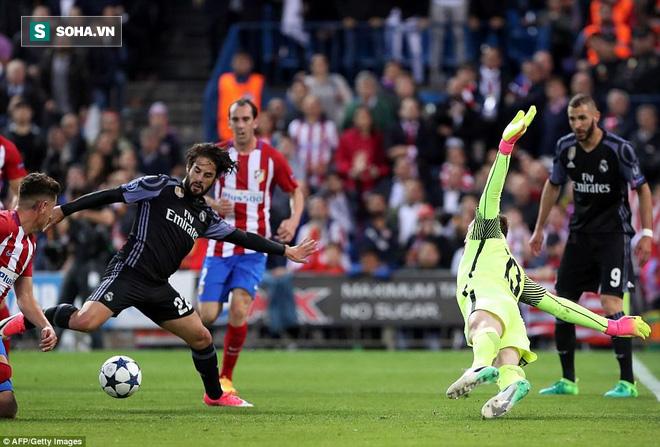Vicente Calderon gầm vang trong ngày Real Madrid toát mồ hôi lạnh - Ảnh 3