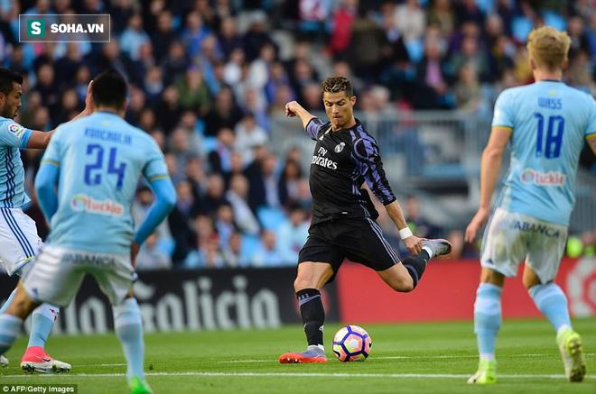 Cristiano Ronaldo: Đưa Real Madrid bay cao bằng sự ích kỷ thiên tài 1