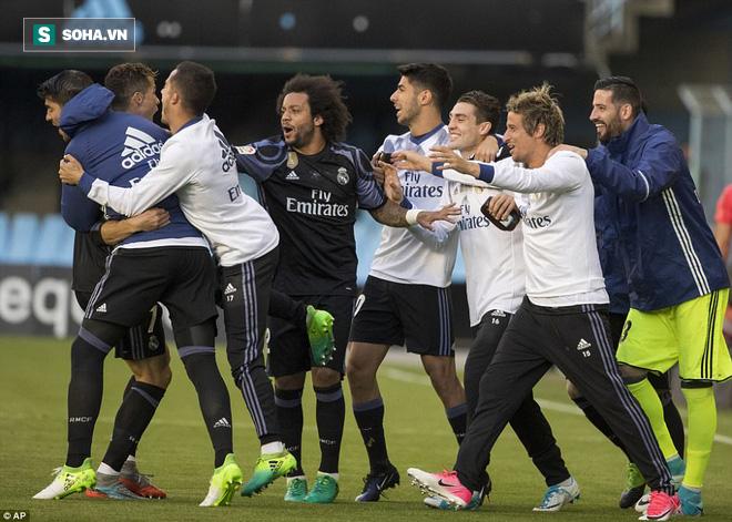 Cristiano Ronaldo: Đưa Real Madrid bay cao bằng sự ích kỷ thiên tài 3
