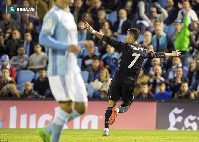 Cristiano Ronaldo: Đưa Real Madrid bay cao bằng sự ích kỷ thiên tài 2