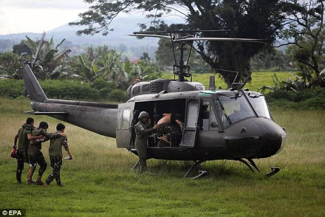 Philippines đã triển khai những vũ khí nào chống phiến quân thân IS? 13