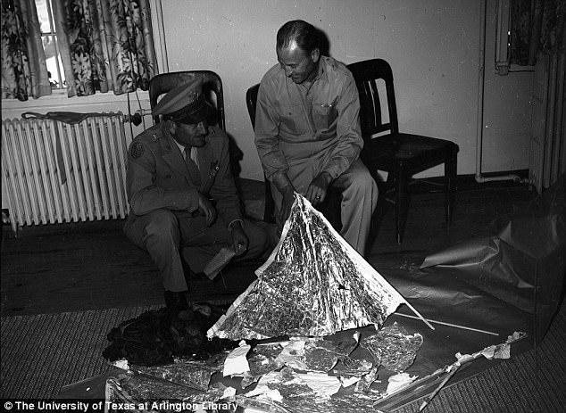 Thợ săn UFO công bố manh mối vụ người ngoài hành tinh gặp nạn chấn động thế giới năm 1947 - Ảnh 1.