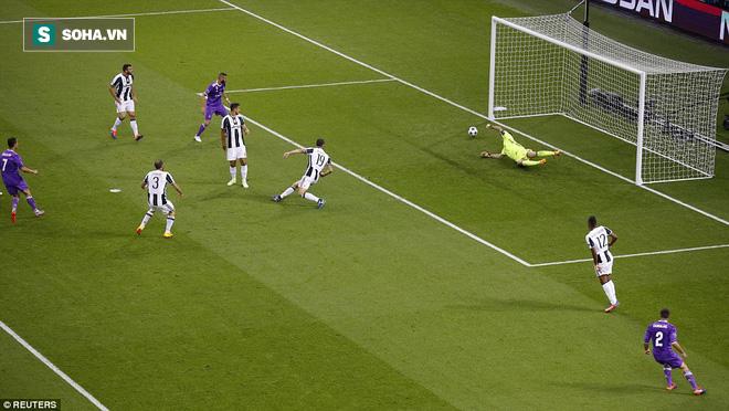 Nằm xuống Juventus, để chứng kiến Ronaldo vĩ đại lên ngôi! 1