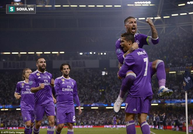 Zinedine Zidane đưa Real Madrid đến thành công bằng con đường vương đạo 2
